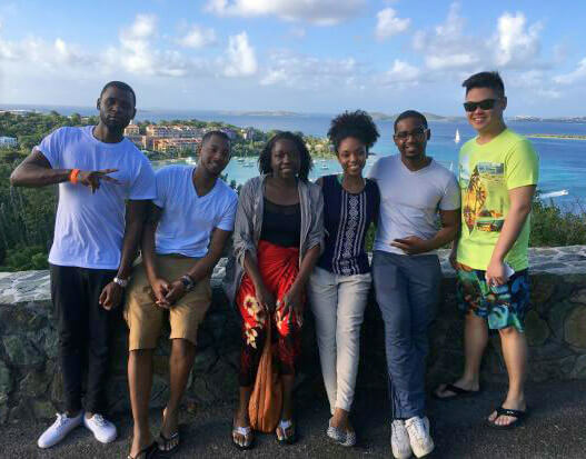 st john island tours by taxi