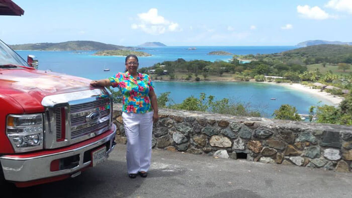 Taxi Tours on St John USVI